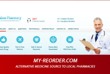 My-reorder.com Review – Alternative Medicine Source to Local Pharmacies