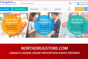 Northdrugstore.com Review: Canada's Leading Online Prescription Service Provider