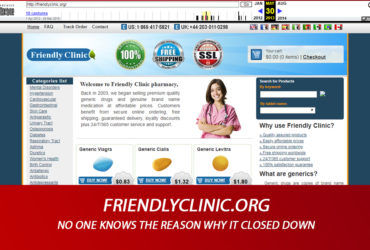 Friendlyclinic.org Review – No One Knows the Reason Why It Closed Down
