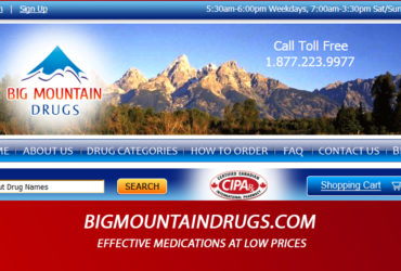 Bigmountaindrugs.com Review - Effective Medications at Low Prices