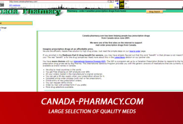 Canada-pharmacy.com Review – Large Selection of Quality Meds