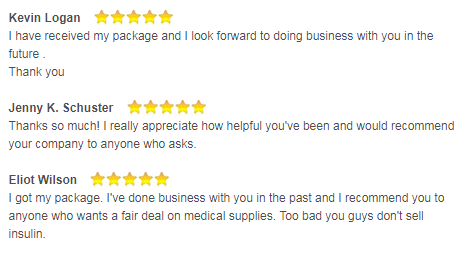 Generic Top Pharmacy Customer Reviews